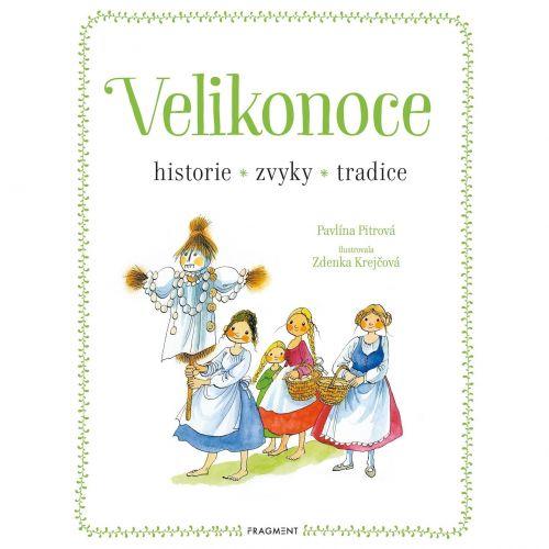 / Kniha Veľká noc - Jitka Pastýříková