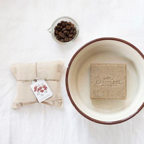 CASTELBEL / Luxusné mydlo Coffe