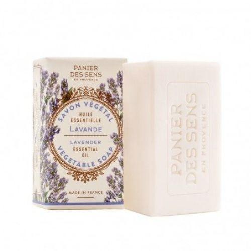 Panier des Sens / Relaxačné extra jemné mydlo - Levanduľa