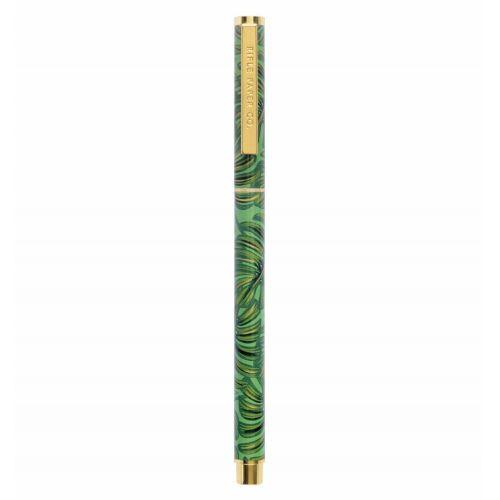 Rifle Paper Co. / Kovové guličkové pero Monstera