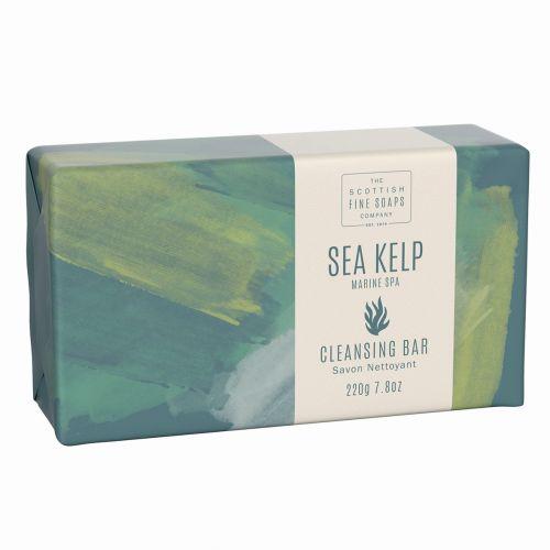 SCOTTISH FINE SOAPS / Luxusné tuhé mydlo Morská riasa 220g