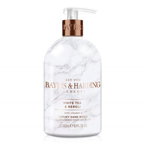 Baylis & Harding / Tekuté mydlo na ruky White tea & Neroli 500ml
