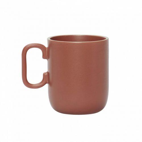 Hübsch / Keramický hrnček Red Ceramics