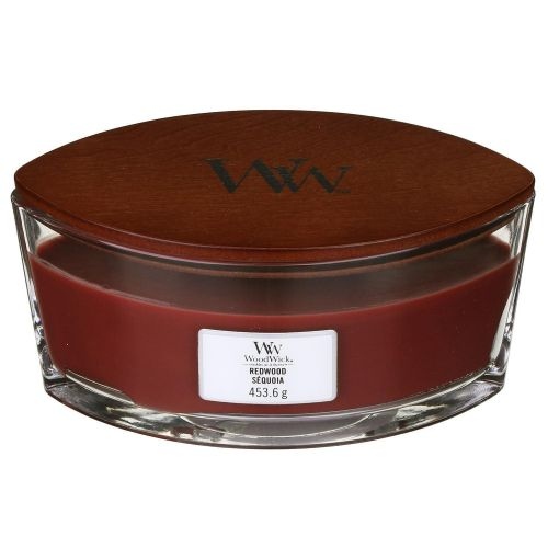 WoodWick / Vonná sviečka WoodWick - Redwood 454g
