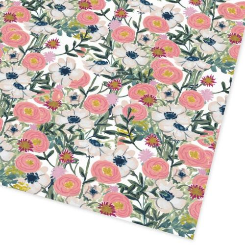 Ohh Deer / Baliaci papier Flower Garden