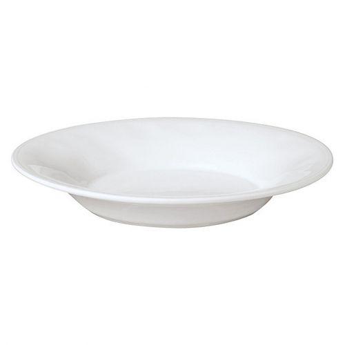 CÔTÉ TABLE / Obědový talíř Constance White Ø27cm