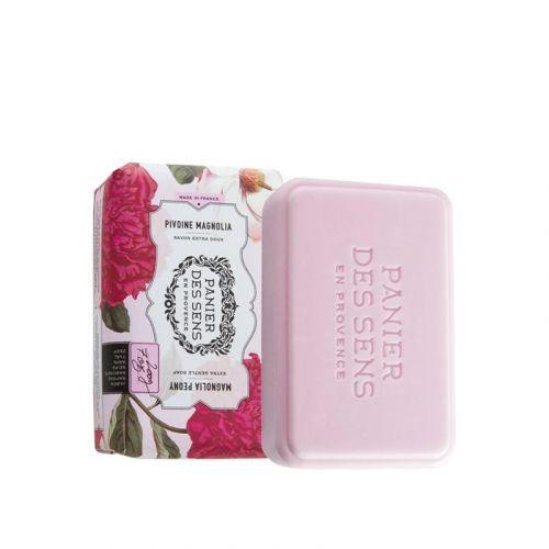 Panier des Sens / Extra jemné rastlinné mydlo Magnolia Peony 200g