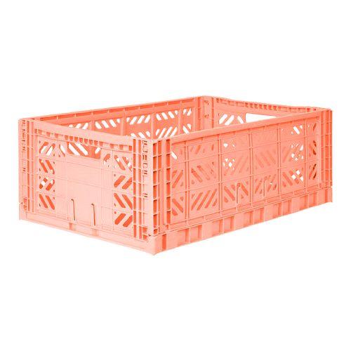 EEF lillemor / Skladacia prepravka Salmon Pink - maxi