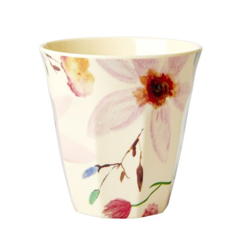 rice / Melamínový pohárik Selmas Flower