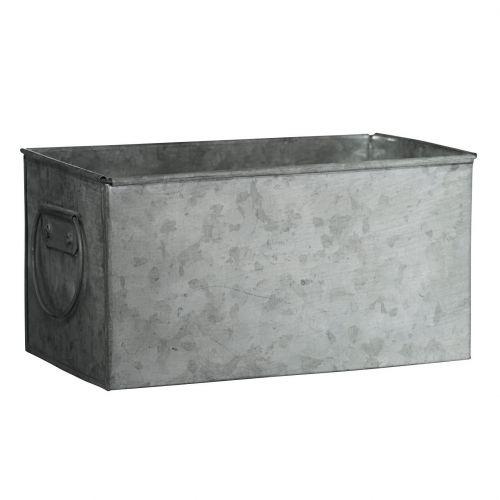 MADAM STOLTZ / Zinkový box s uškami