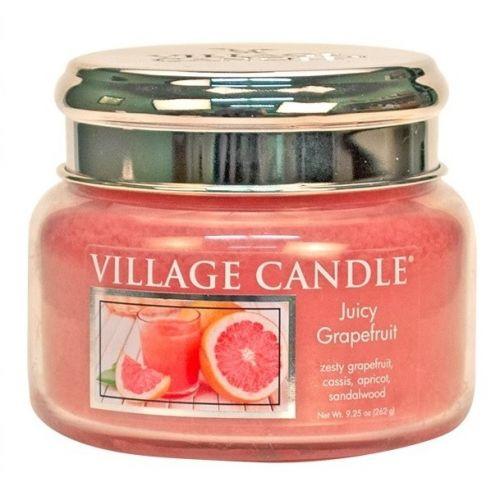 VILLAGE CANDLE / Sviečka Village Candle - Juicy Grapefruit 262g