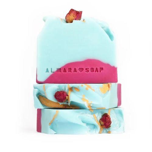 Almara Soap / Prírodné mydlo Wild Rose