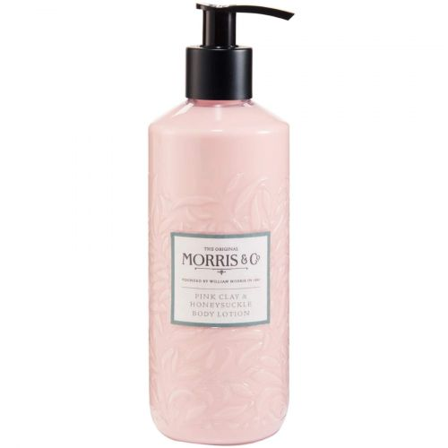 MORRIS & Co. / Telové mlieko Pink Clay & Honeysuckle 320ml