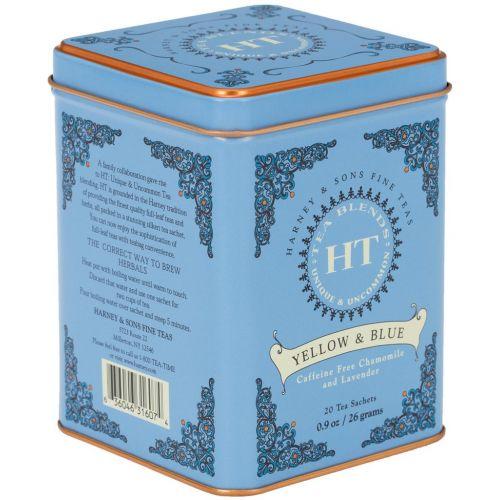 HARNEY & SONS / Bylinný čaj Yellow and Blue