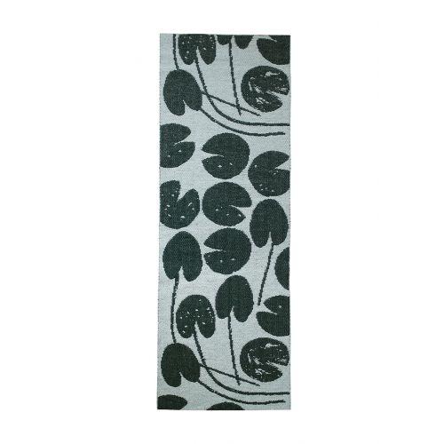 Fine Little Day / Plastový koberec Water Lilies Green 70x150 cm