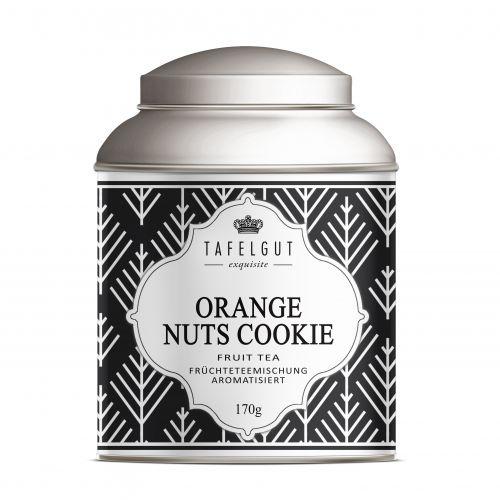 TAFELGUT / Ovocný čaj Orange Nuts Cookie - 170 gr