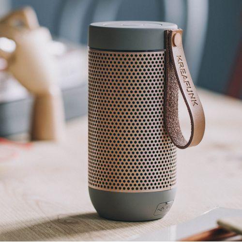 Kreafunk / Bluetooth reproduktor aFUNK Cool grey/Rose gold