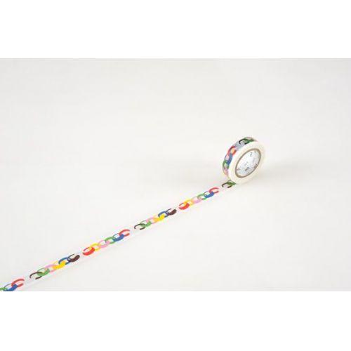 mt / Designová samolepiaca páska Ring-vivid