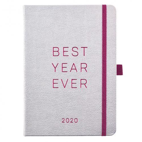 Busy B / Plánovací diár Goals Diary 2020