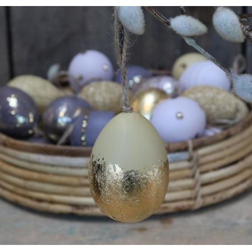 Chic Antique / Veľkonočné vajíčko Gold Bottom