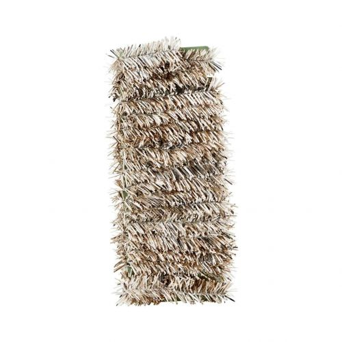 House Doctor / Vianočná girlanda Tinsel Joy Champagne 250 cm