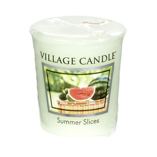 Village Candle / Votivní svíčka Village Candle - Summer slices