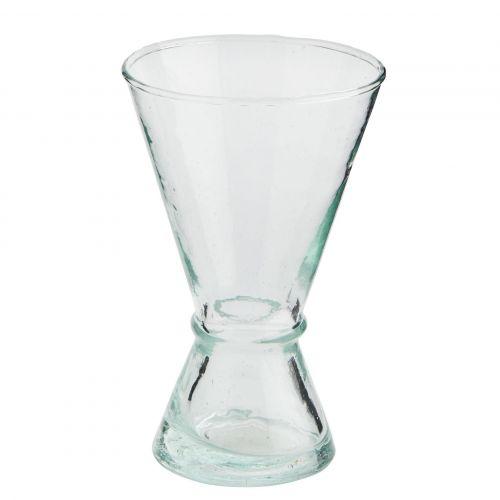 MADAM STOLTZ / Pohár na víno z recyklovaného skla Beldi Clear