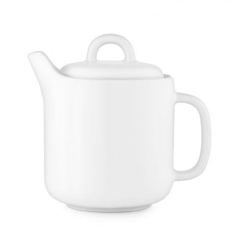 normann COPENHAGEN / Porcelánová čajová konvica Bliss White
