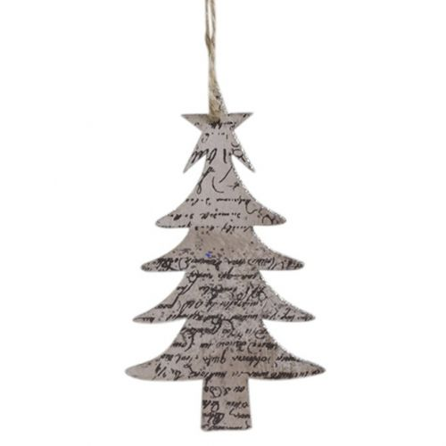 Chic Antique / Vianočná ozdoba Christmas Carol