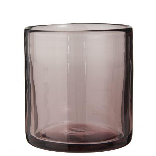 IB LAURSEN / Svietnik z ručne fúkaného skla Malva