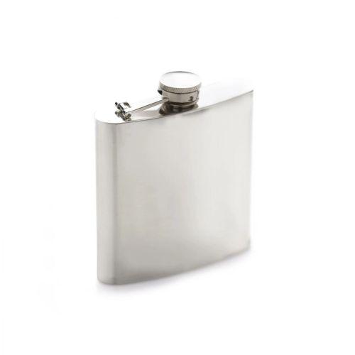 Kitchen Craft / Nerezová ploskačka Silver 170ml