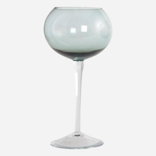House Doctor / Pohár na víno Elegant Verde