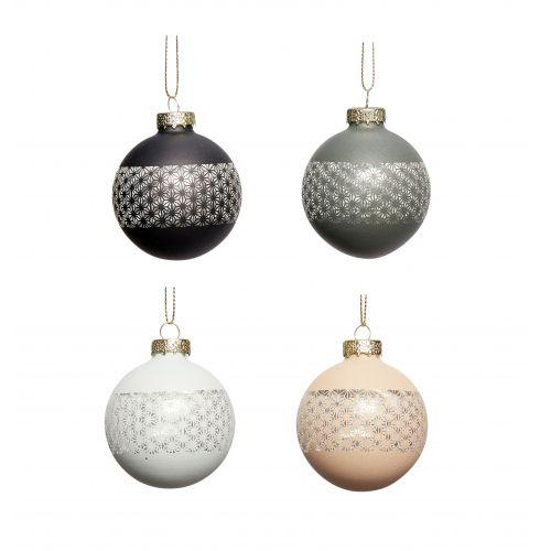 Hübsch / Vianočná ozdoba Pattern