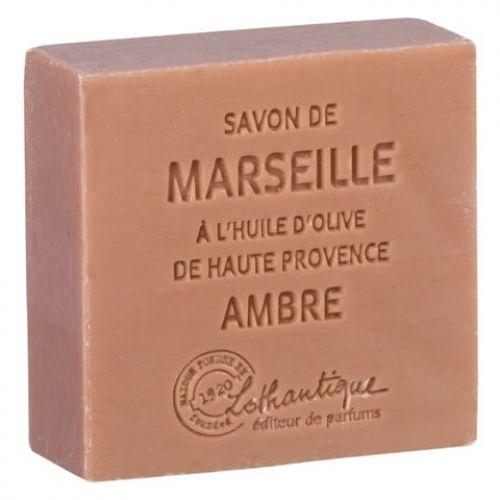 Lothantique / Marseillské mydlo Amber 100 g