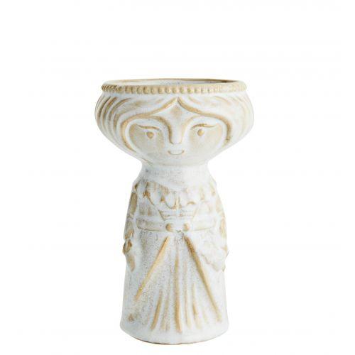 MADAM STOLTZ / Keramická váza Woman