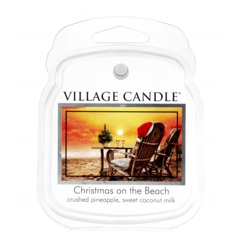 Village Candle / Vosk do aromalampy Christmas on the beach