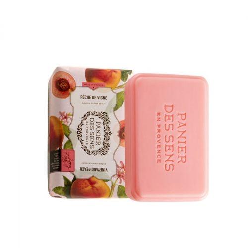 Panier des Sens / Extra jemné mydlo Vineyard Peach 200g