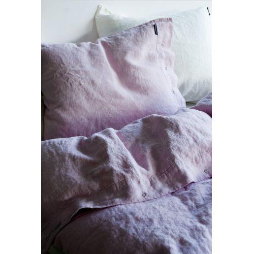 Lovely Linen / Prírodné ľanové obliečky Dusty Pink