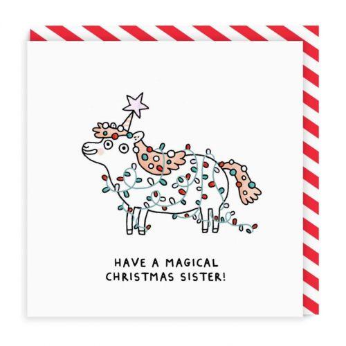 Ohh Deer / Vianočné prianie Magical Christmas