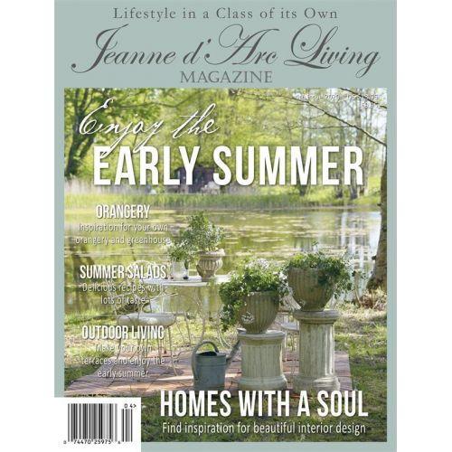 Jeanne d'Arc Living / Časopis Jeanne d'Arc Living 4/2020 - anglická verzia