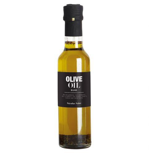 Nicolas Vahé / Olivový olej s bazalkou 250 ml