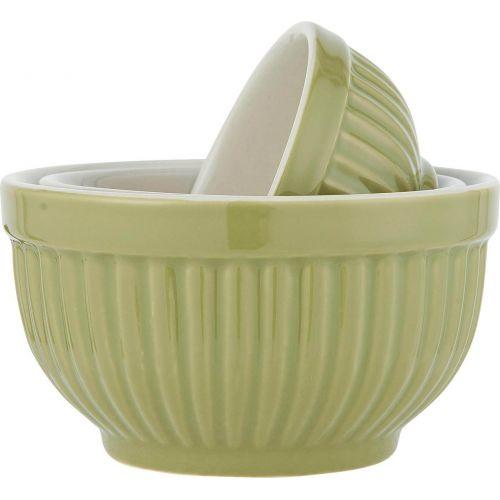 IB LAURSEN / Keramická mini miska Mynte Herbal Green