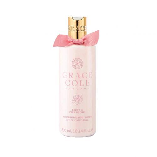 Grace Cole / Telové mlieko Peony & Pink Orchid 300ml