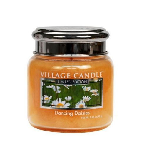VILLAGE CANDLE / Svíčka Village Candle - Dancing Daisies 92gr