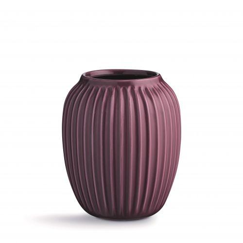 KÄHLER / Keramická váza Hammershøi Plum 20 cm