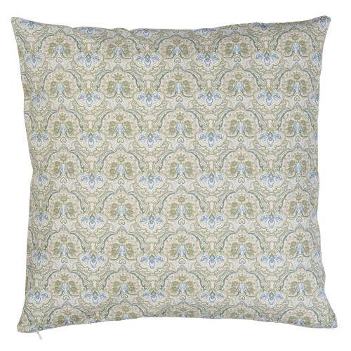 IB LAURSEN / Obliečka na vankúš flower pattern olive