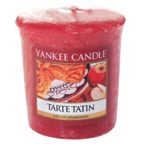 Yankee Candle / Votívna sviečka Yankee Candle - Tarte Tatin
