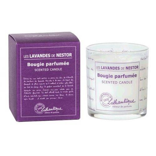 Lothantique / Vonná sviečka Les lavandes de Nestor 140g