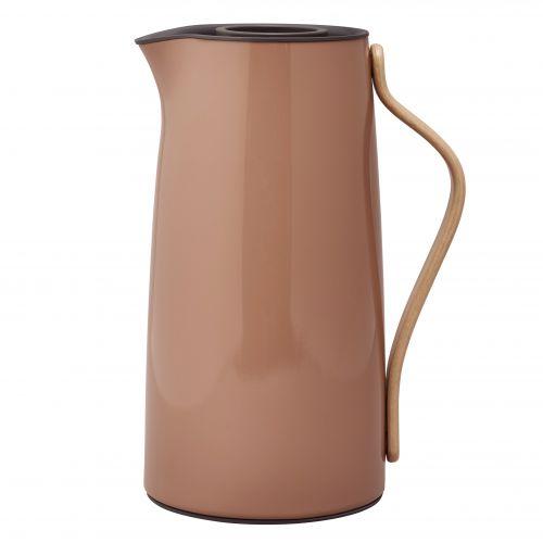 Stelton / Termokanvica na kávu Emma Terracotta 1,2 l