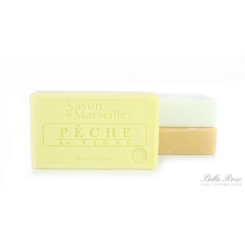 LE CHATELARD / Marseillské mydlo 100 g  - divoká broskyňa